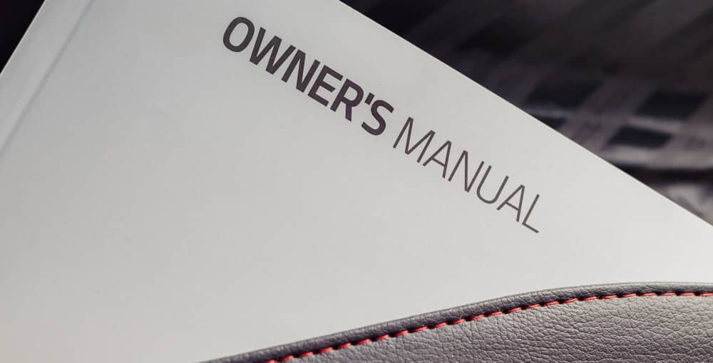 Car Owners Manual