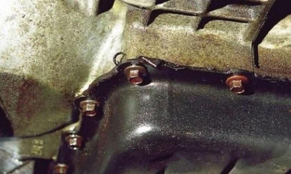 Transmission Gasket Leak