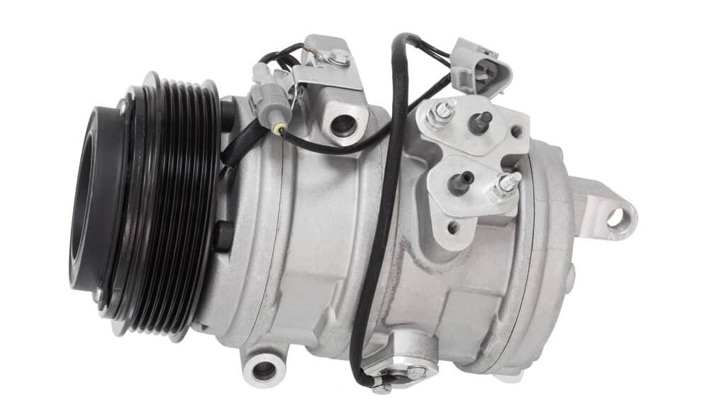 Ac Compressor Car