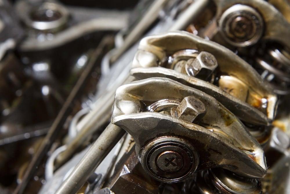 Car Engine Push Rods