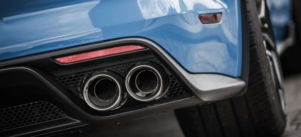 Car Exhaust Sound