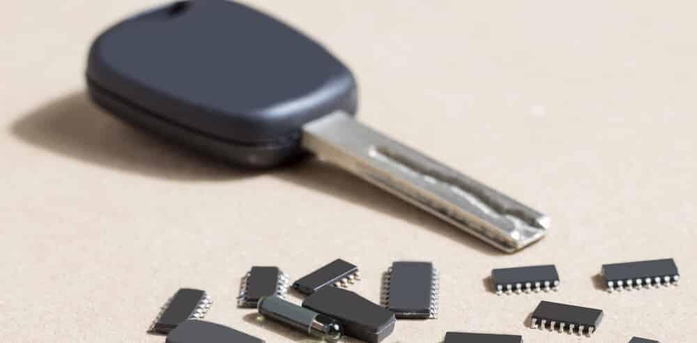 Car Transponder Key