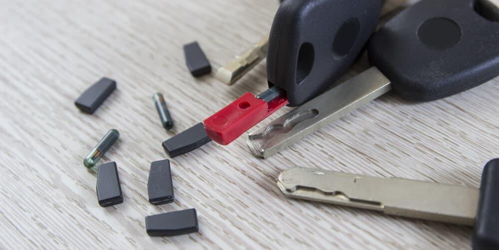 Car Transponder Keys