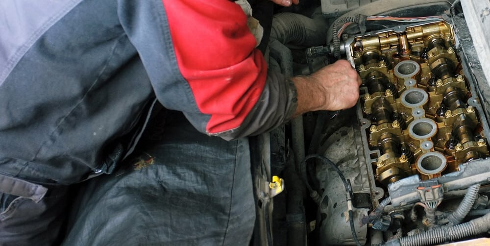 Valve Cover Gasket Replacement