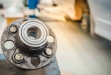 Average Wheel Bearing Replacement Cost (Front & Rear)