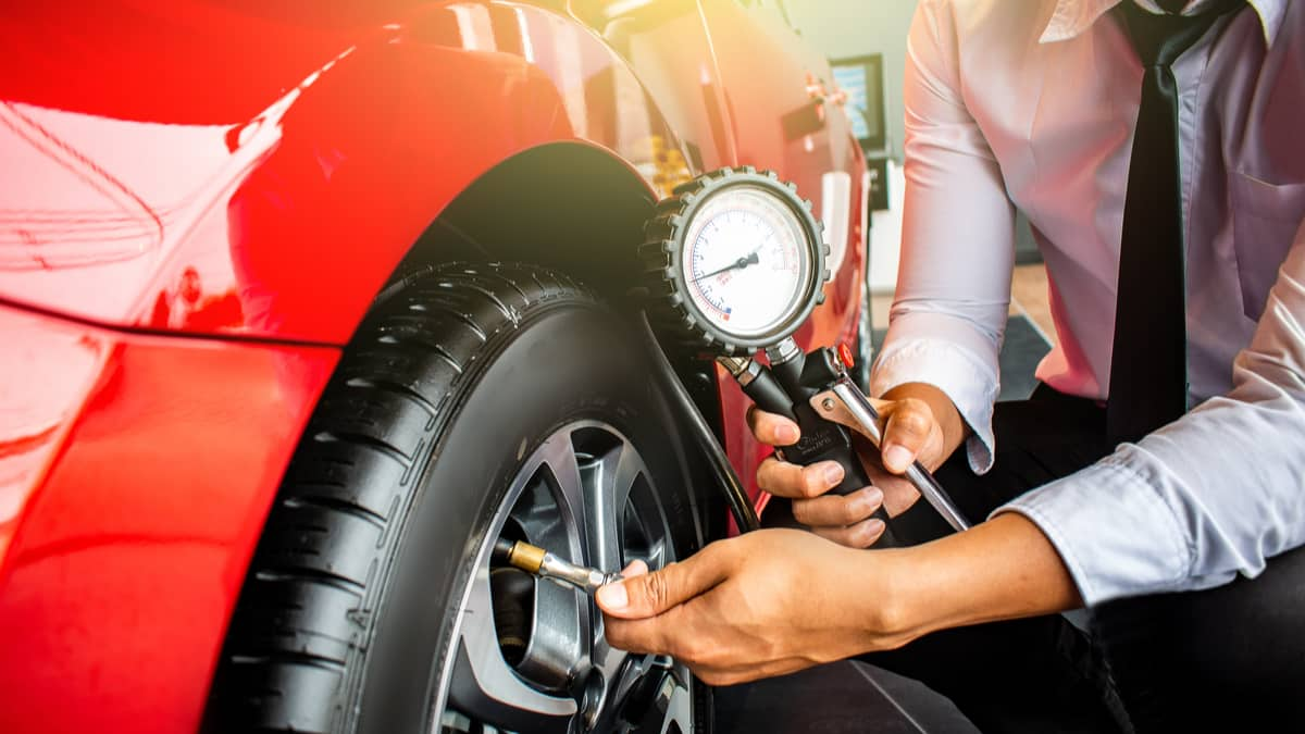 How To Find The Correct Car Tire Pressure