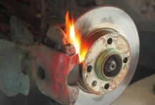 Brake Caliper Sticking (Causes & How to Prevent it)