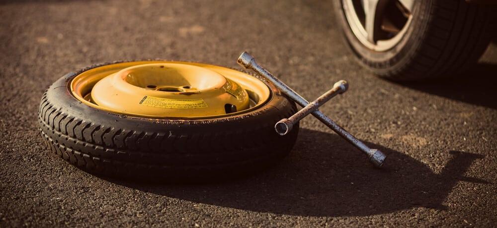 Donut Spare Tire