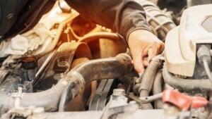 Cold Lower Radiator Hose Causes