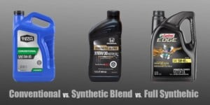 Conventional Vs Synthetic Blend Vs Full Synthetic Oil