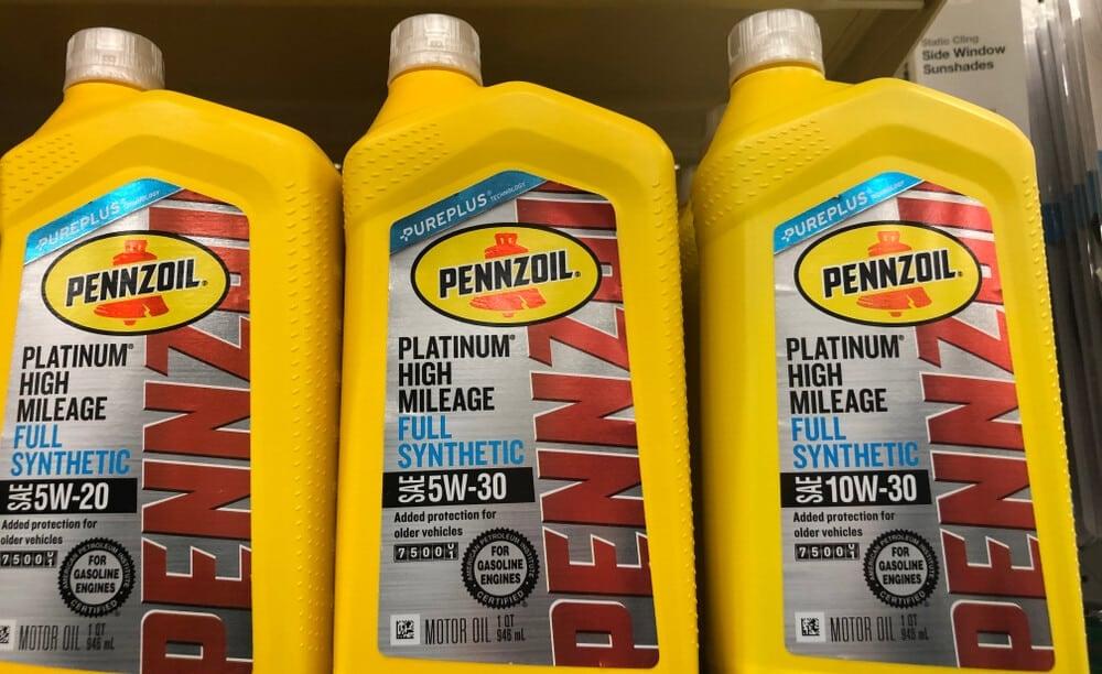 Full synthetic oil