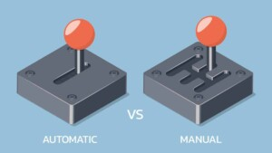 Manual Vs. Automatic Transmissions