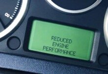 Reduced Engine Power Warning (What Causes It?)