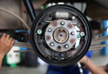 4 Symptoms of Bad or Worn Brake Shoes (& Replacement Cost)