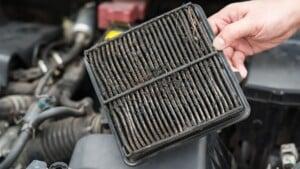Symptoms Of A Dirty Air Filter