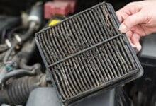 6 Symptoms of a Dirty Air Filter (& Replacement Cost)