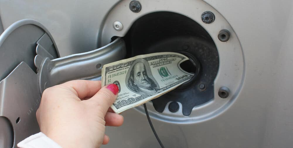 causes of poor gas mileage