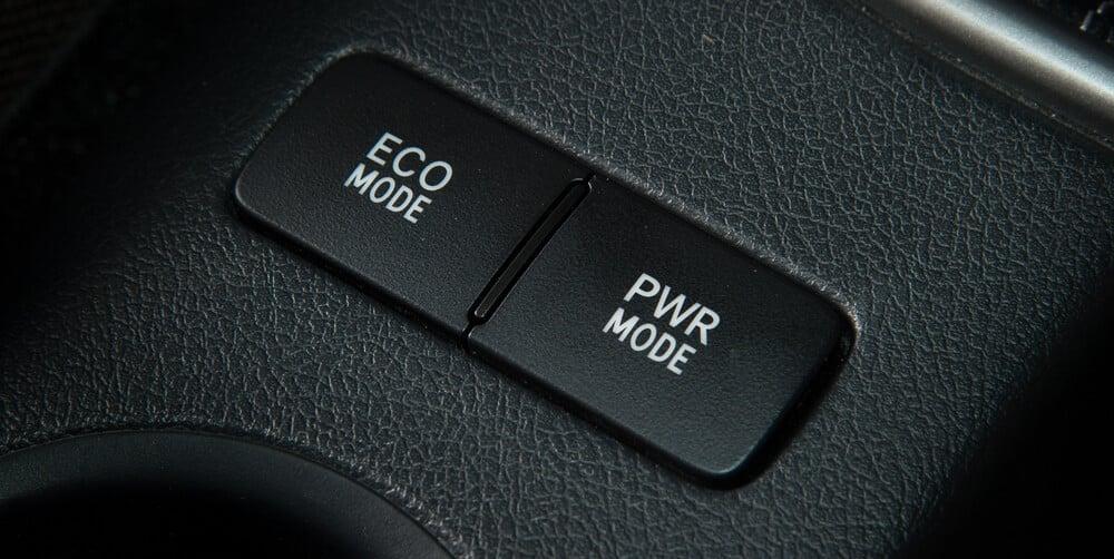 eco mode power mode