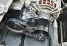 7 Symptoms of a Bad Serpentine Belt (& Replacement Cost)