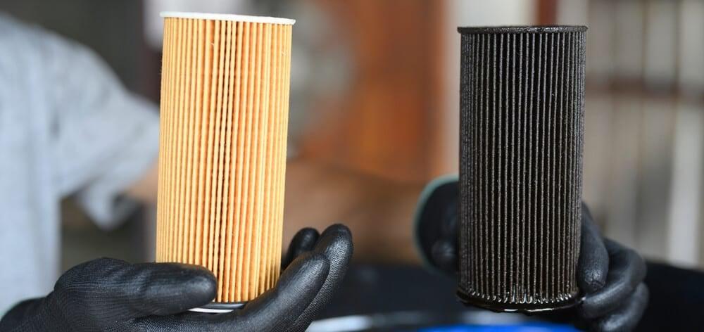 symptoms of a bad oil filter
