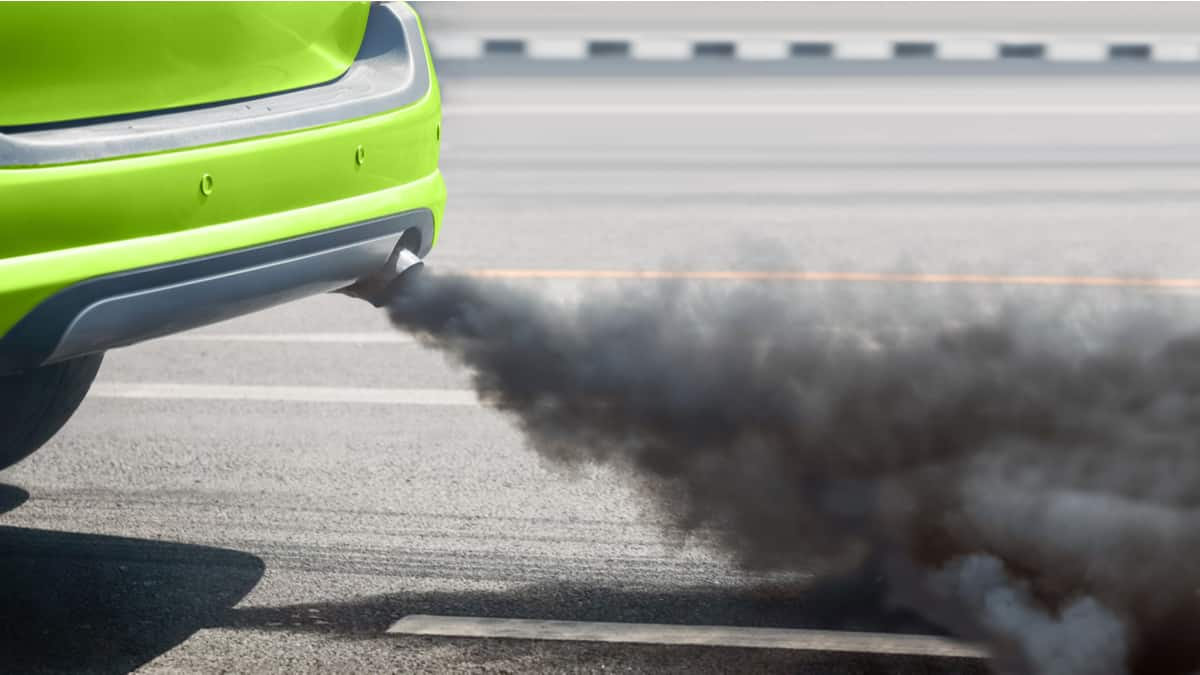 Black Smoke From Exhaust