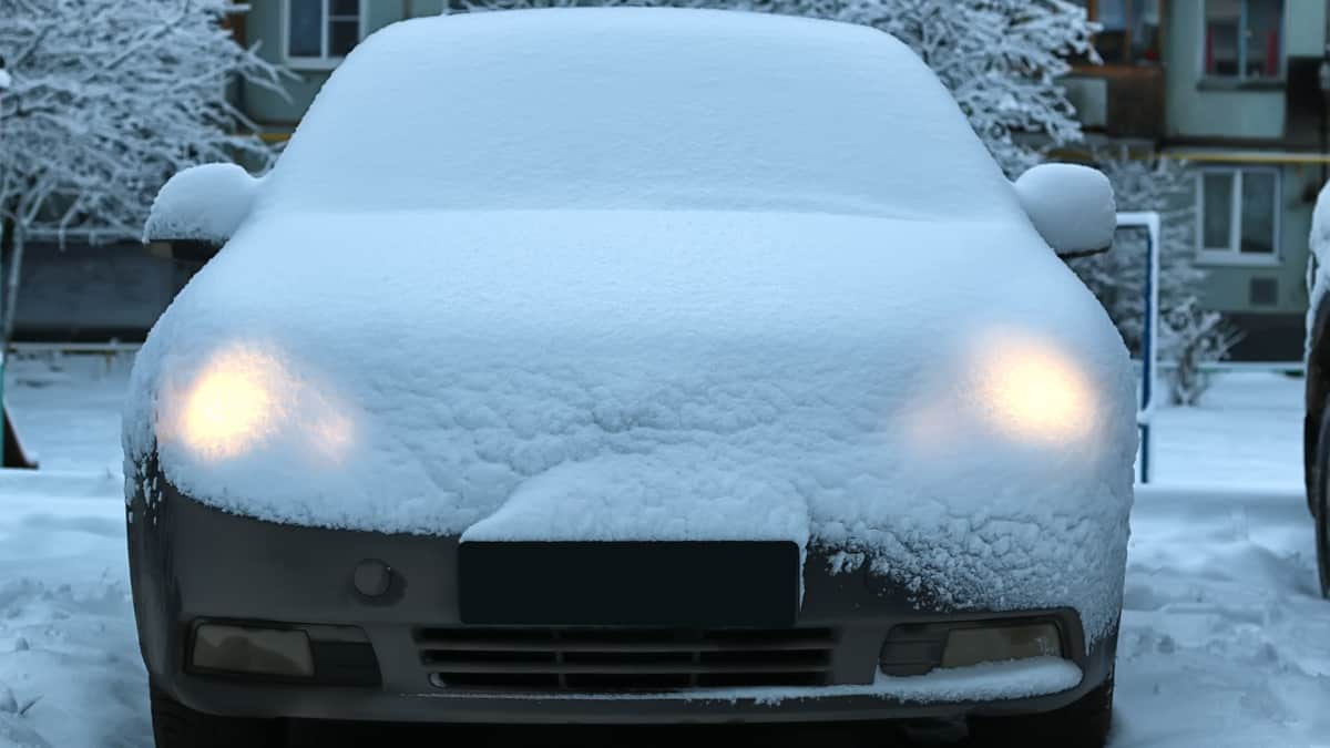 Car Hard To Start When Cold