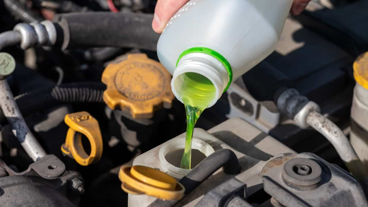 Orange And Green Coolant Differences
