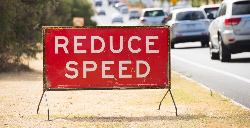 Reduce Speed Car