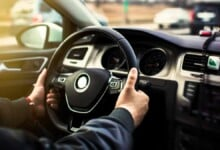 Steering Wheel Not Straight? (Common Causes)