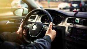 Steering Wheel Is Not Straight